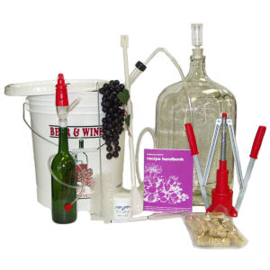 Изготовление вина дома